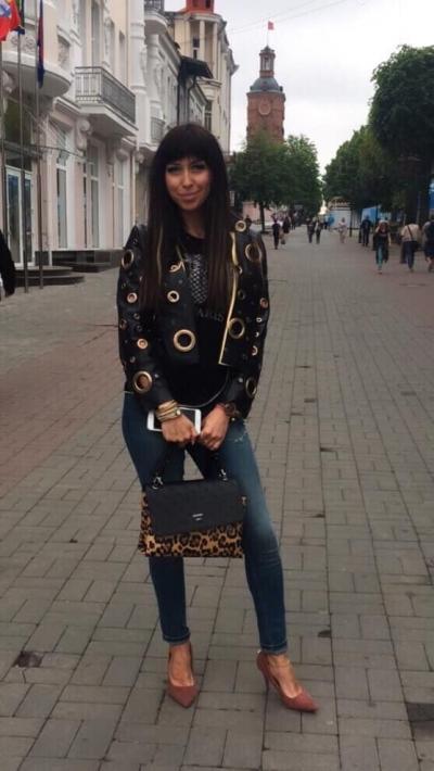Veronika aus Ukraine