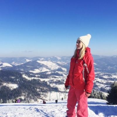 Alisa aus Ukraine