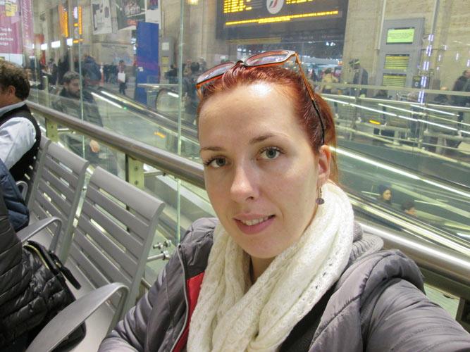 KSENIJA aus Weißrussland- Belarus