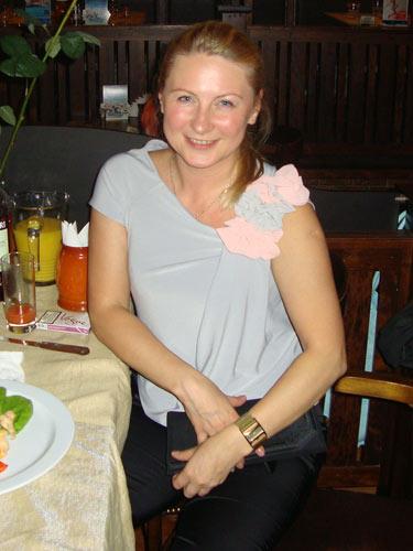 ANSCHELIKA aus Weißrussland- Belarus