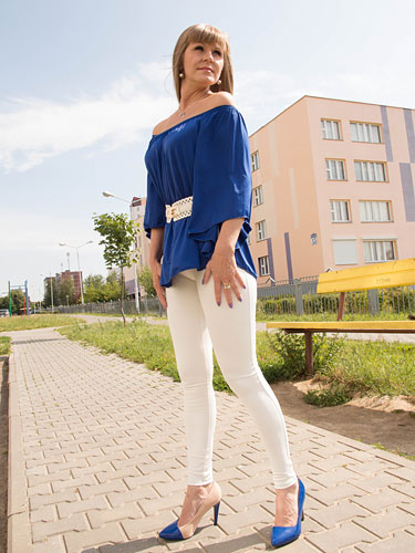 NATALIJA  aus Weißrussland- Belarus