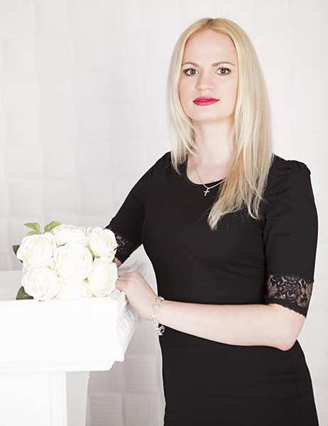 MARIJA  aus Belarus-Weissrussland