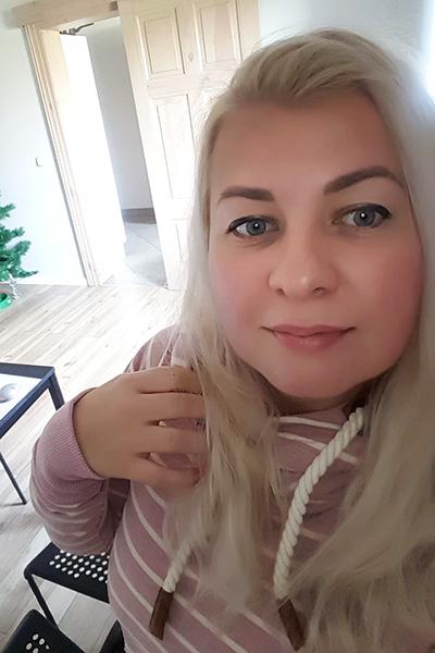 ALEKSANDRA aus Weißrussland- Belarus