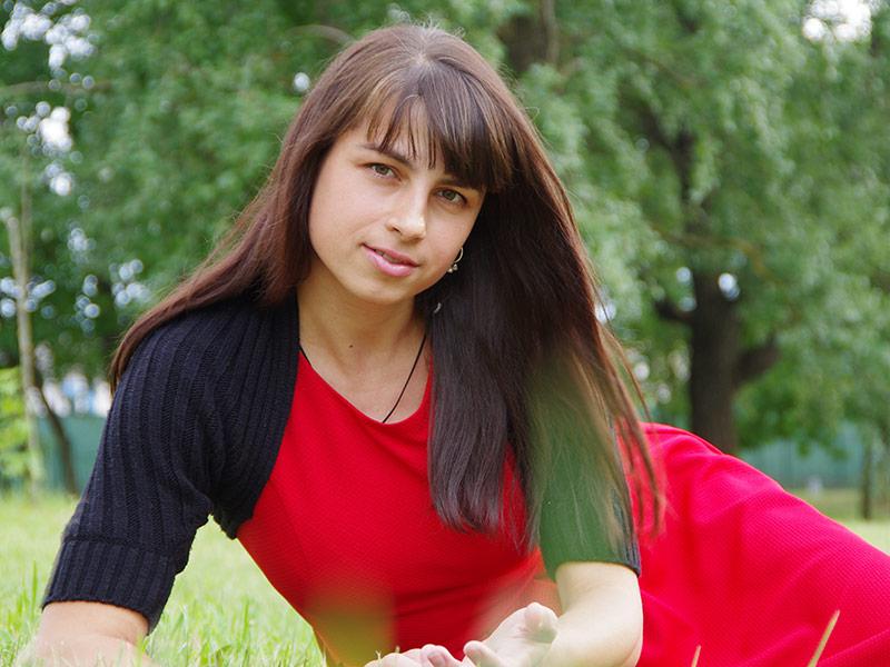 OKSANA  aus Weißrussland- Belarus