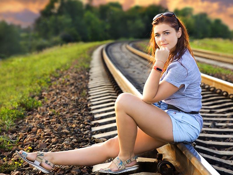 NATALJA aus Weißrussland- Belarus