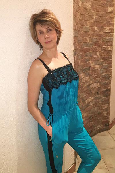 Auf Partnersuche: Ilona, eine Dame aus Polen - Partnervermittlung PV Polonia