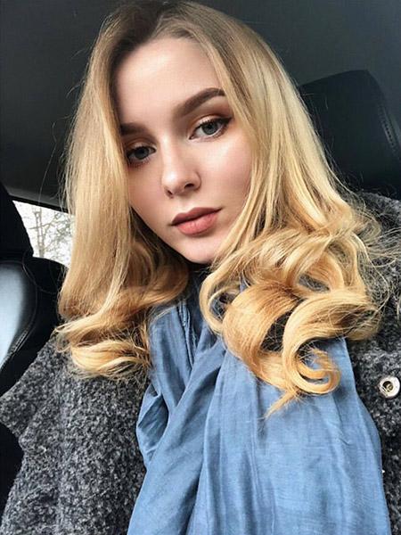 LILIJA  aus Weißrussland- Belarus