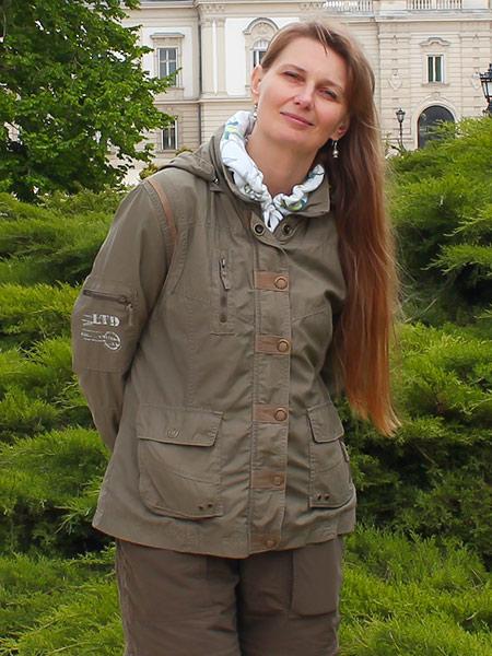 ILONA aus Weißrussland- Belarus
