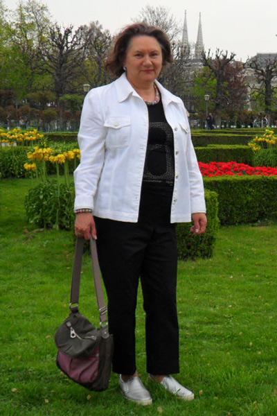 WALENTINA  aus Weißrussland- Belarus