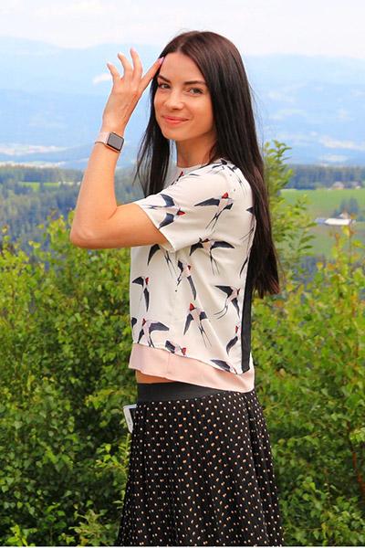 JULIJA aus Weißrussland- Belarus