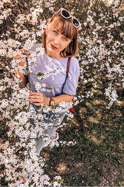 WIKTORIJA aus Weißrussland- Belarus