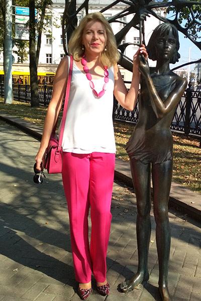 LARISA aus Weißrussland- Belarus