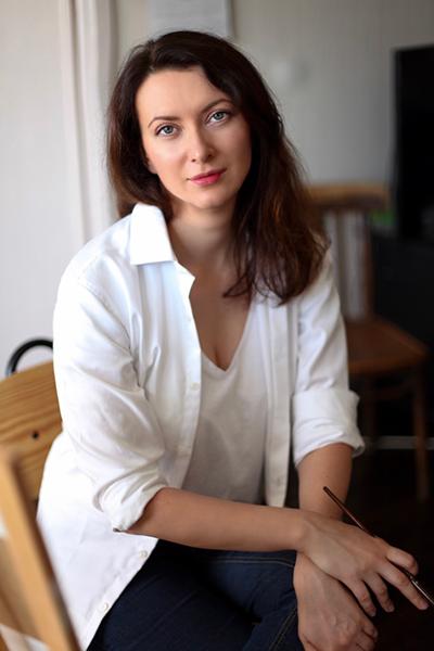 LINA aus Weißrussland- Belarus
