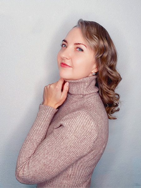 KATERINA aus Weißrussland- Belarus