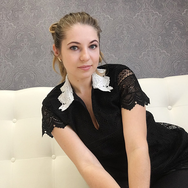 ANASTASIJA aus Weißrussland- Belarus