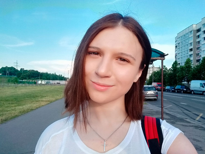 WALERIJA aus Weißrussland- Belarus