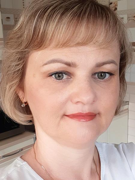 LJUDMILA aus Weißrussland- Belarus