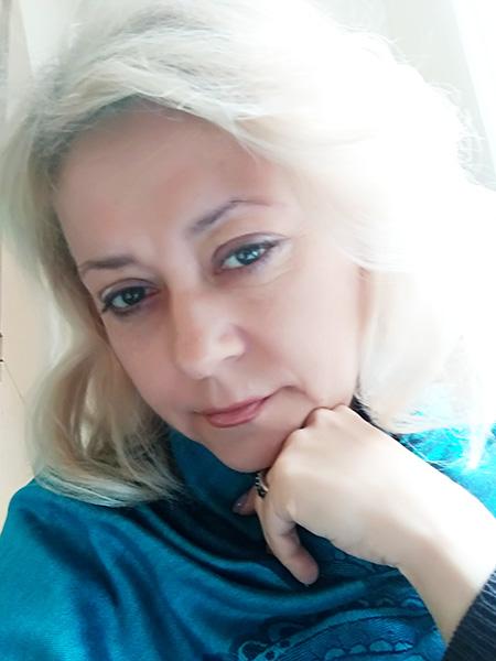 JANINA aus Weißrussland- Belarus