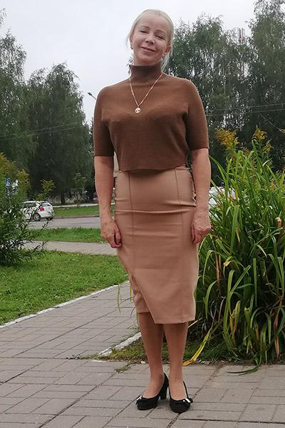 NINA aus Weißrussland- Belarus